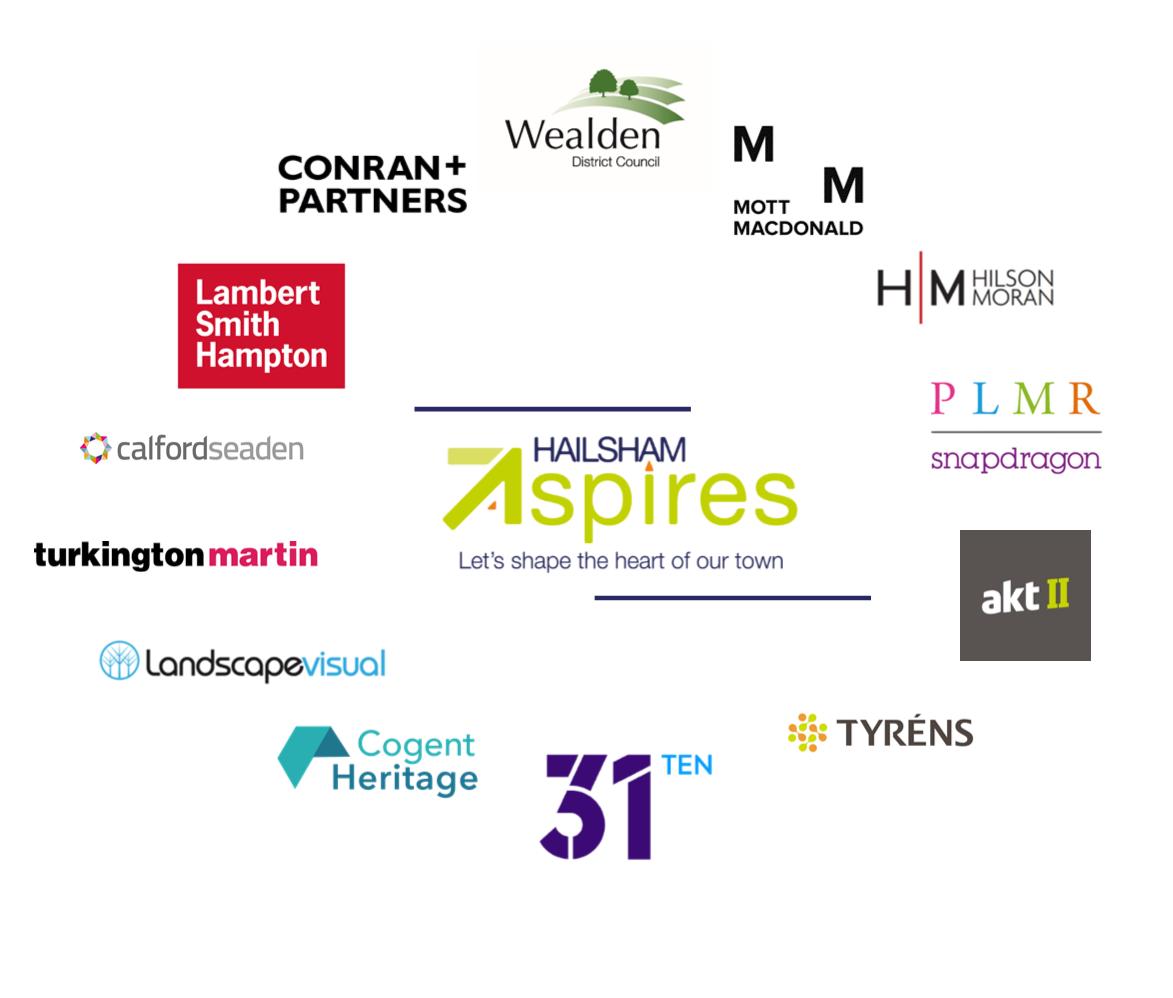 Design team logos